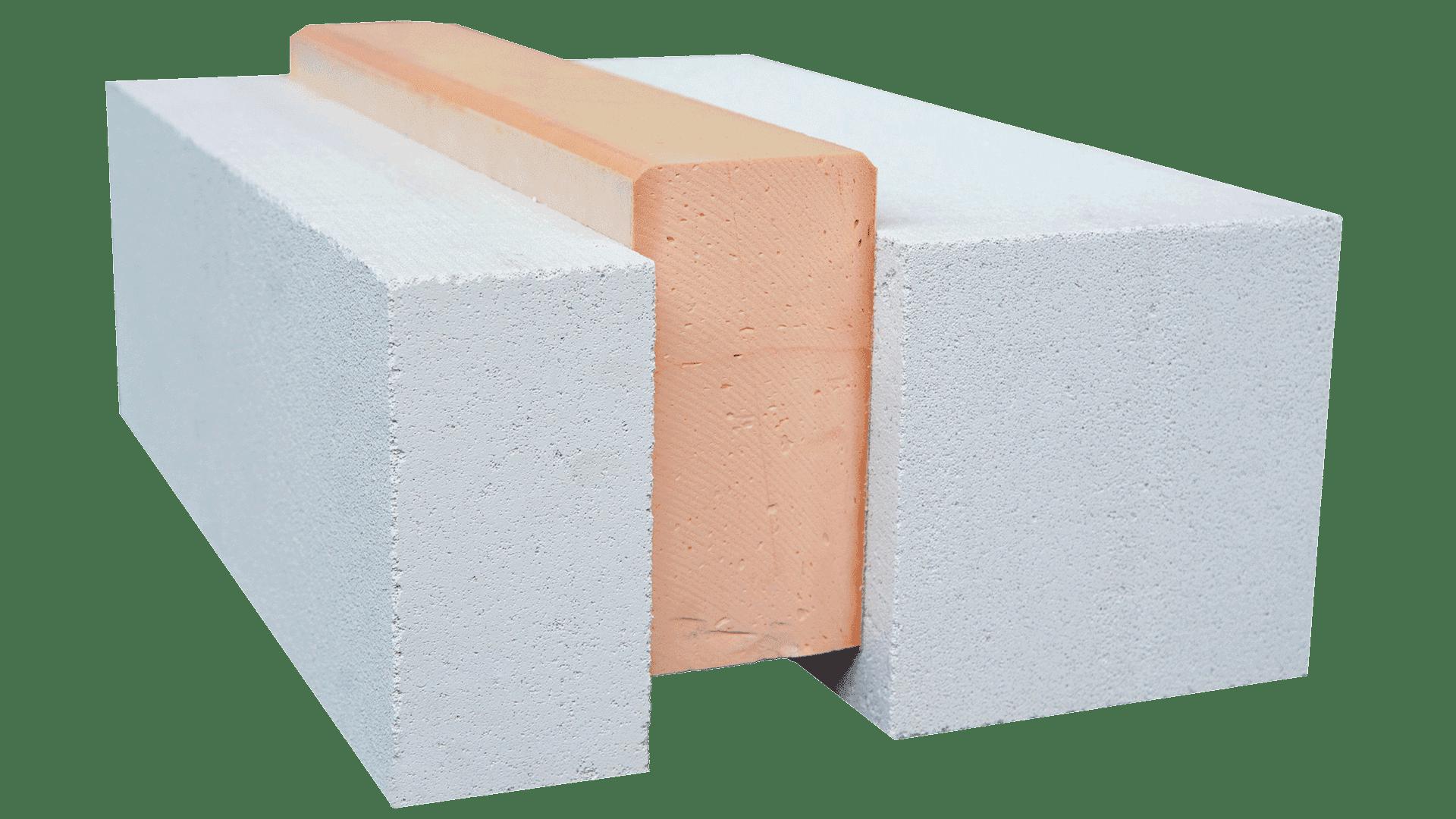 Legiso cellenbeton bouwblok